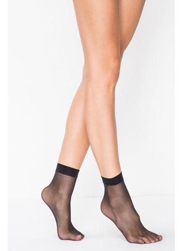 Penti Premier 20 Soket Çorap Siyah